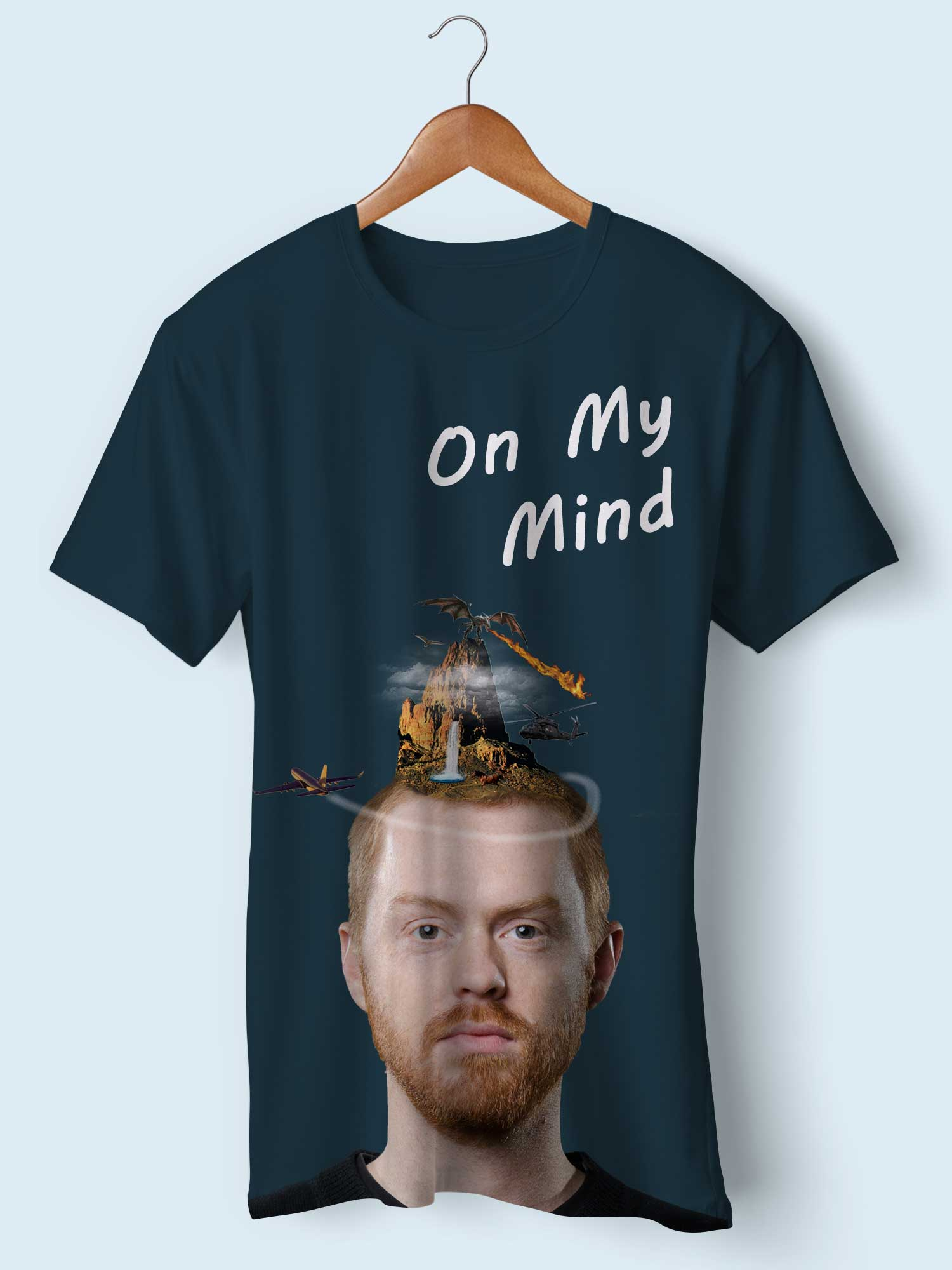 scene on a Head T-Shirt